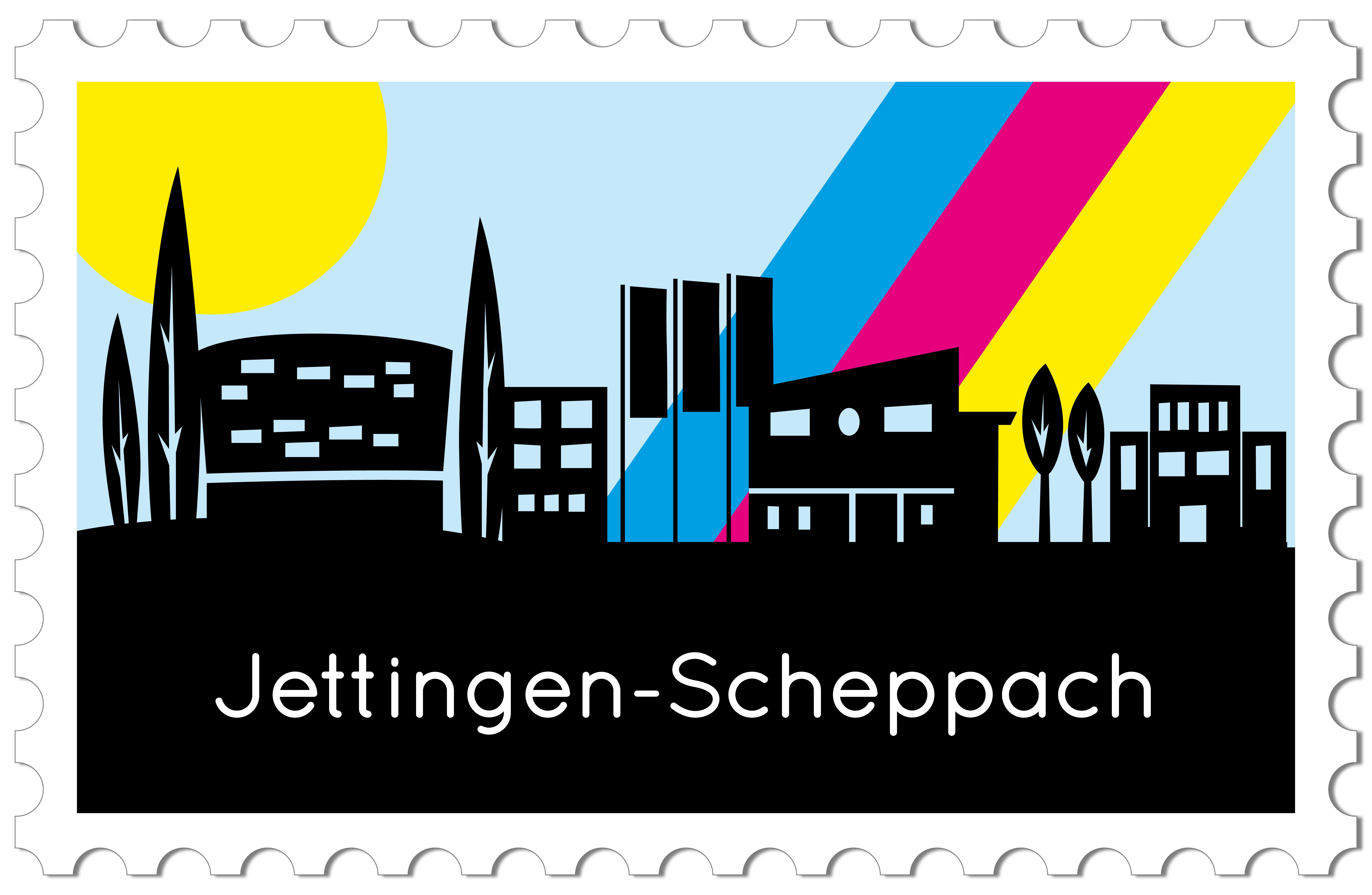 Briefmarke_Kreyativ_Agentur_Hauptsitz